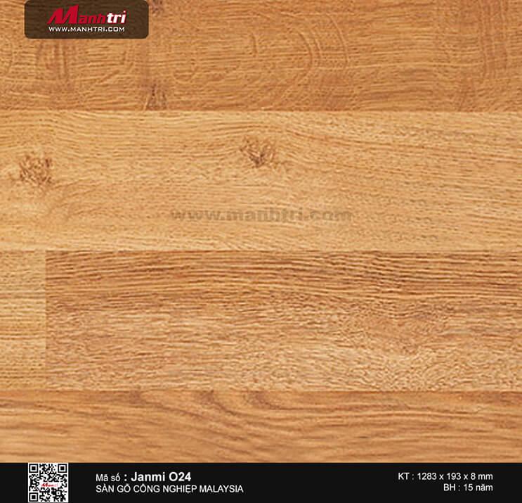 Sàn gỗ Janmi O24