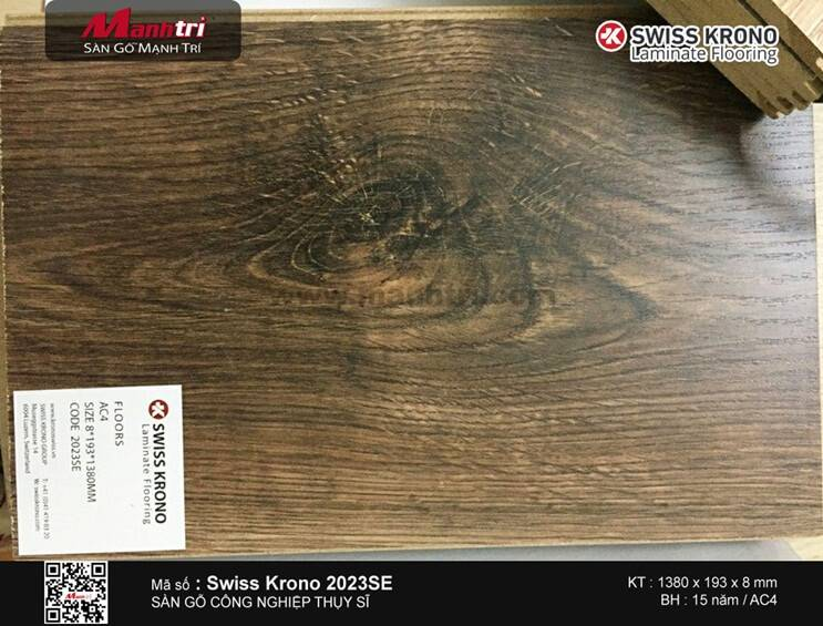 Sàn gỗ Swiss Krono 2023SE