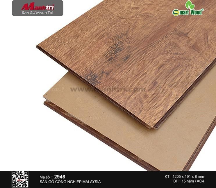 Sàn gỗ SmartWood 2946