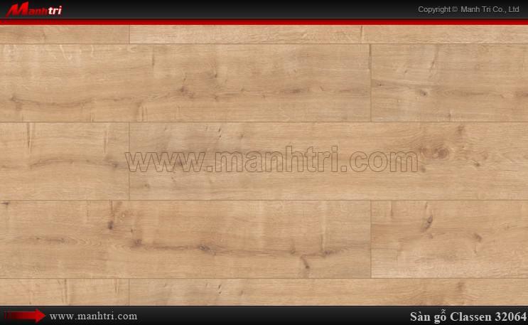 Sàn gỗ Classen 32064