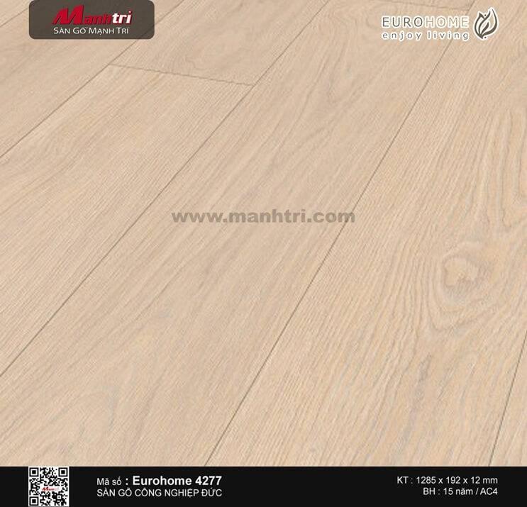 Sàn gỗ Eurohome 4277P