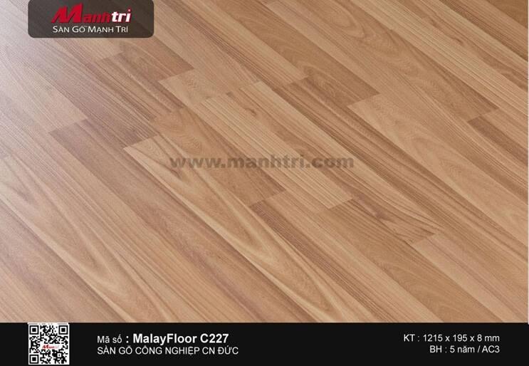 Sàn gỗ Malay Floor C227
