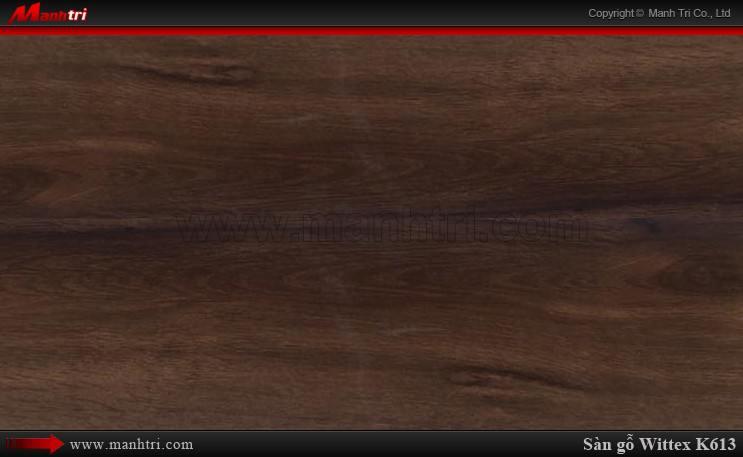 Sàn gỗ Wittex K613