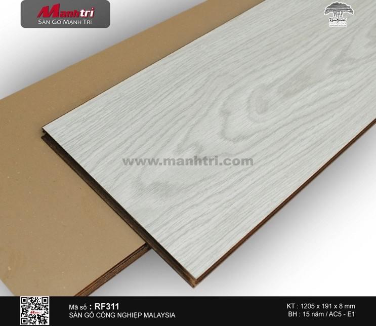Sàn gỗ Rainforest RF311