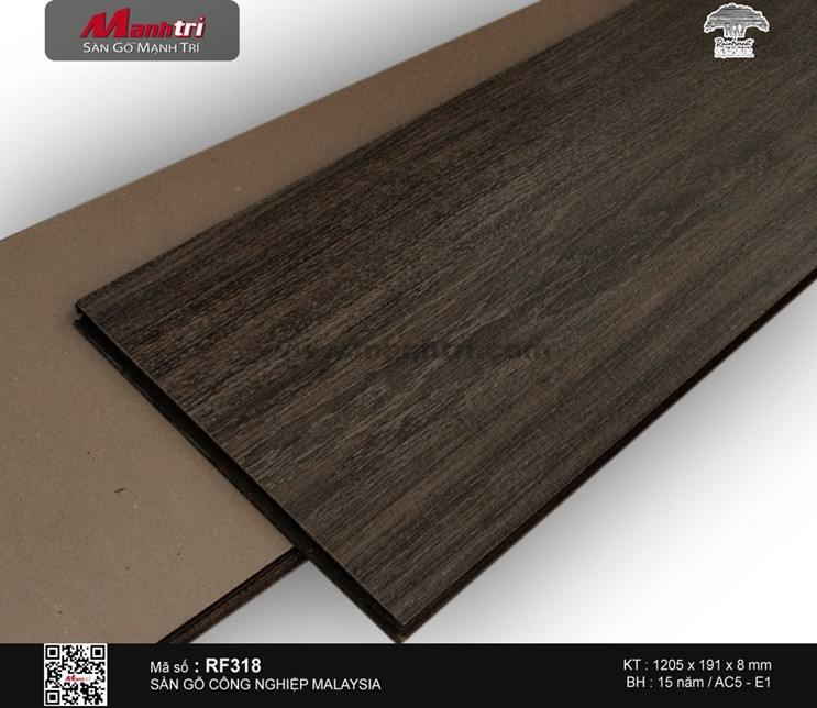 Sàn gỗ Rainforest RF318