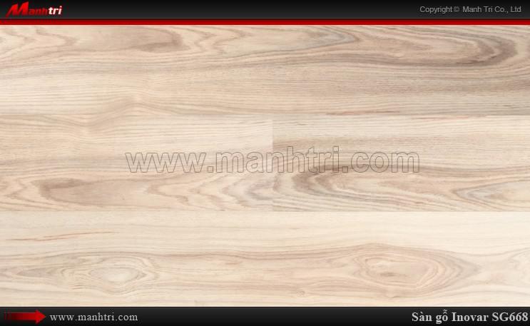 Sàn gỗ Inovar SG668