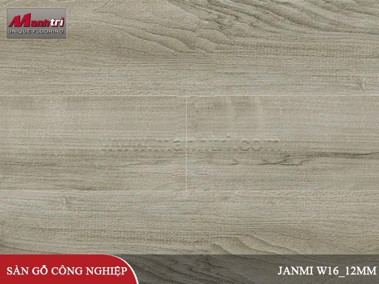 Sàn gỗ Janmi W16