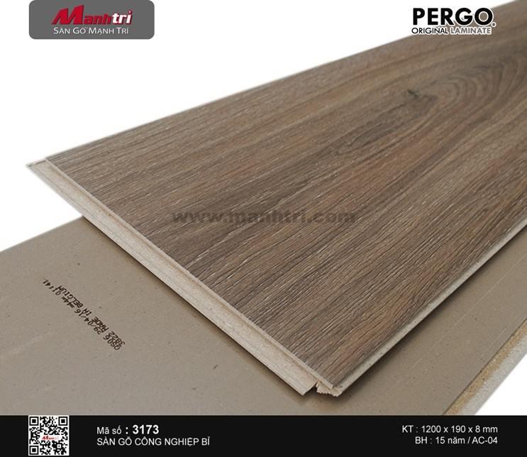 Sàn gỗ Pergo Domestic Extra - 3173