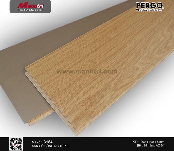 Sàn gỗ Pergo Domestic Extra - 3184