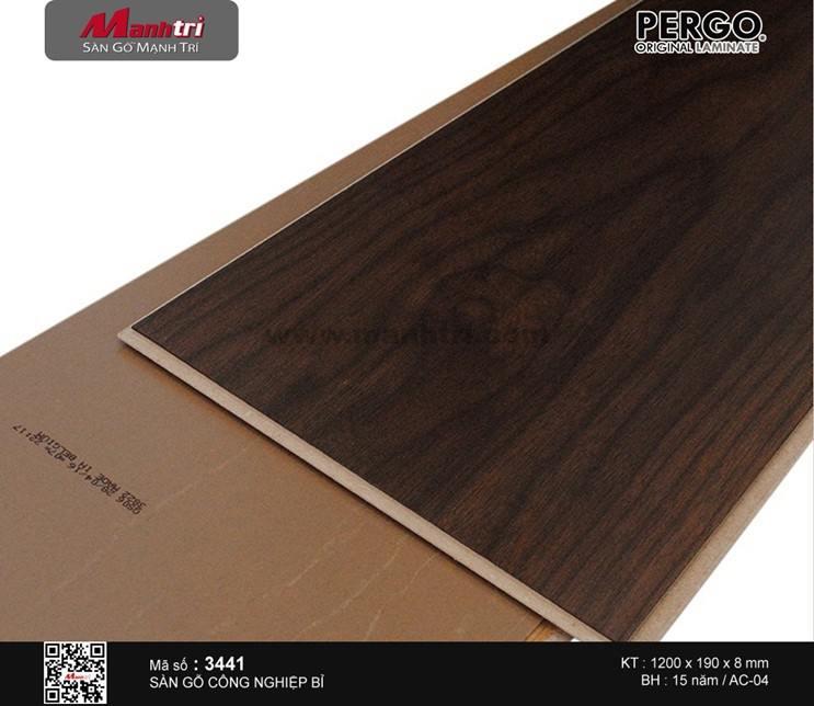 Sàn gỗ Pergo Domestic Extra - 3441