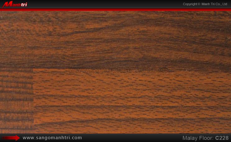 Sàn gỗ Malay Floor C228