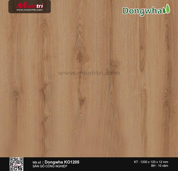 Sàn gỗ Dongwha KO1205