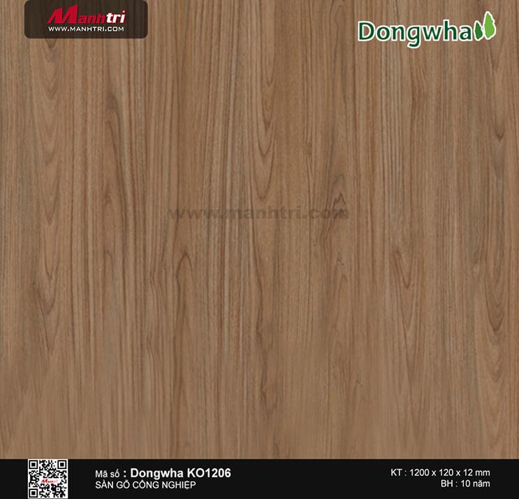Sàn gỗ Dongwha KO1206
