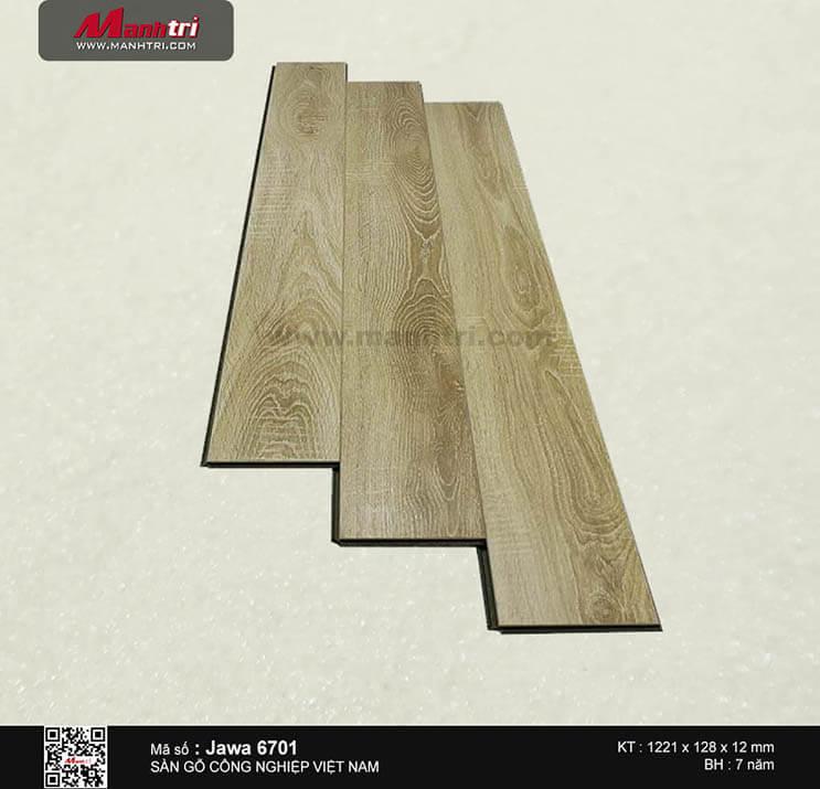 Sàn gỗ công nghiệp Jawa 6701