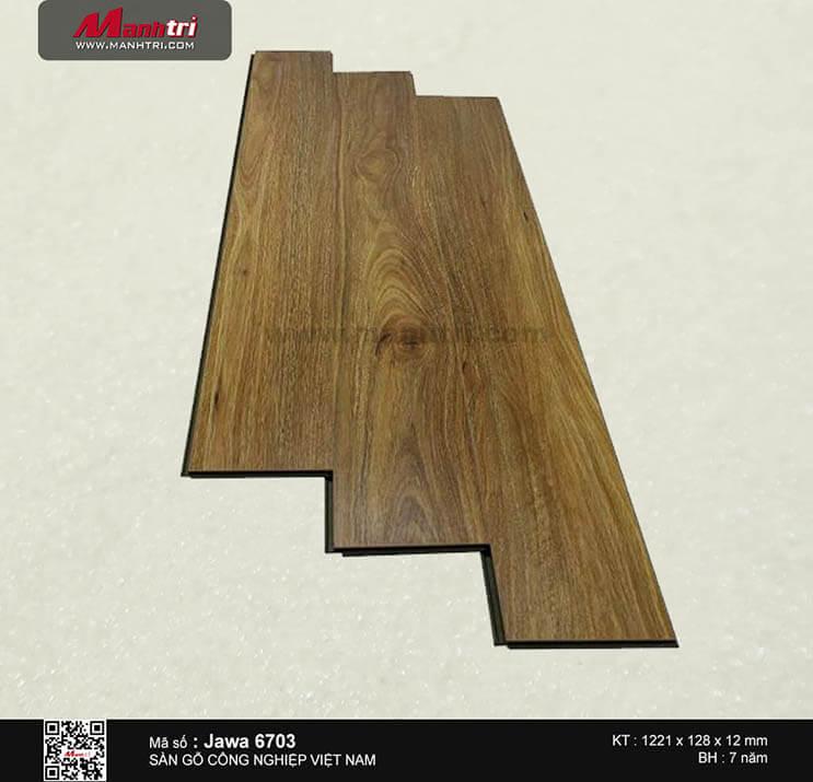 Sàn gỗ công nghiệp Jawa 6703