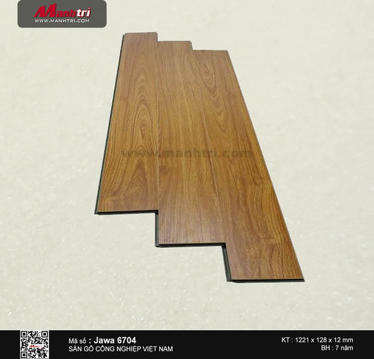 Sàn gỗ công nghiệp Jawa 6704