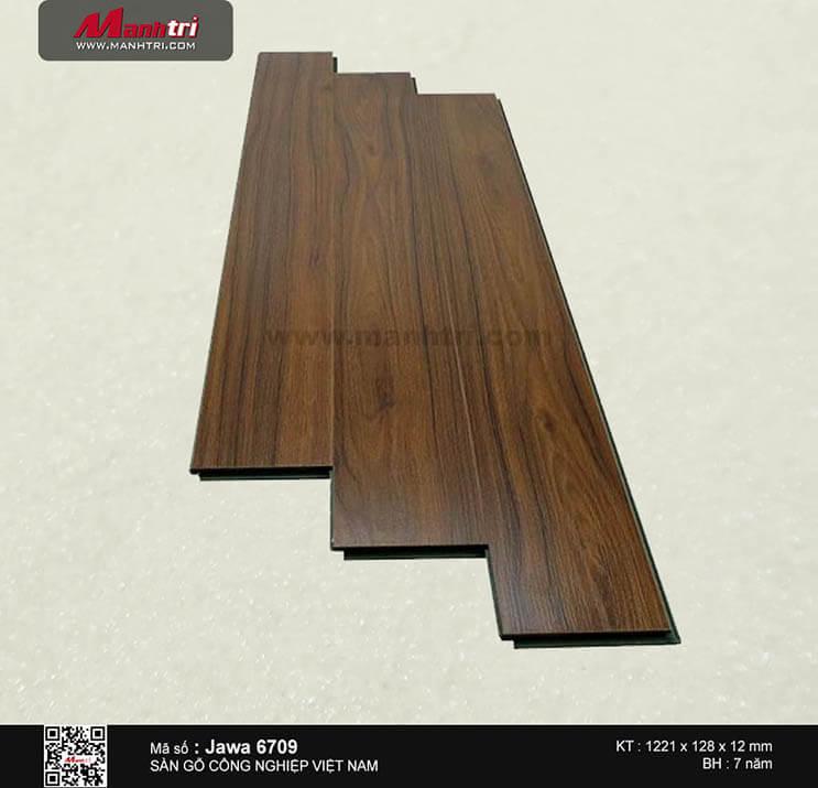 Sàn gỗ công nghiệp Jawa 6709