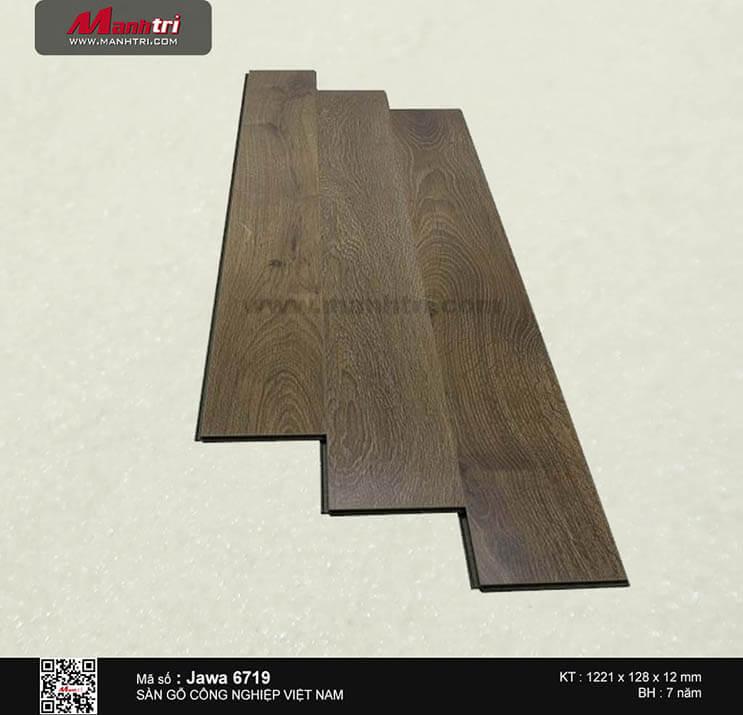 Sàn gỗ công nghiệp Jawa 6719