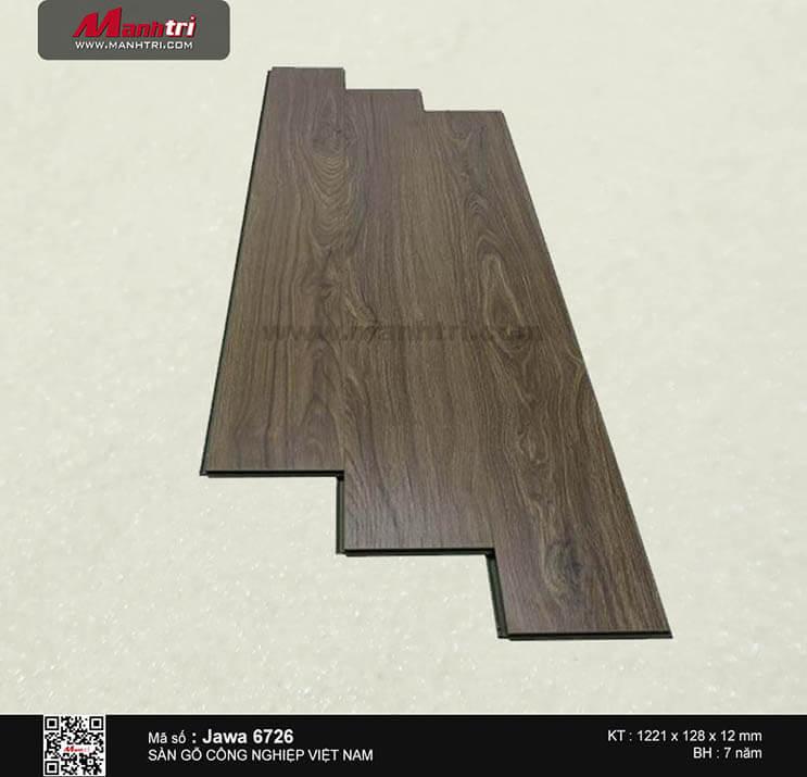 Sàn gỗ công nghiệp Jawa 6726