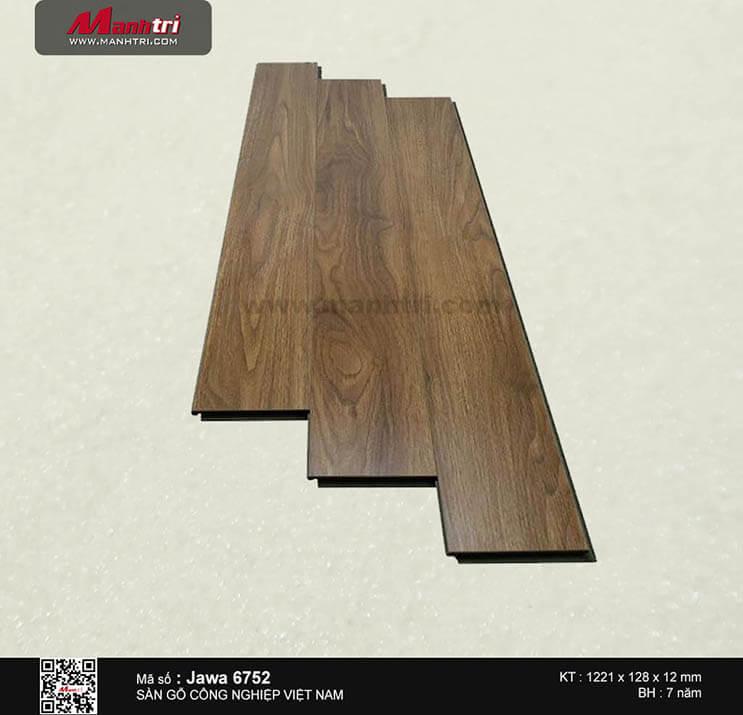 Sàn gỗ công nghiệp Jawa 6752