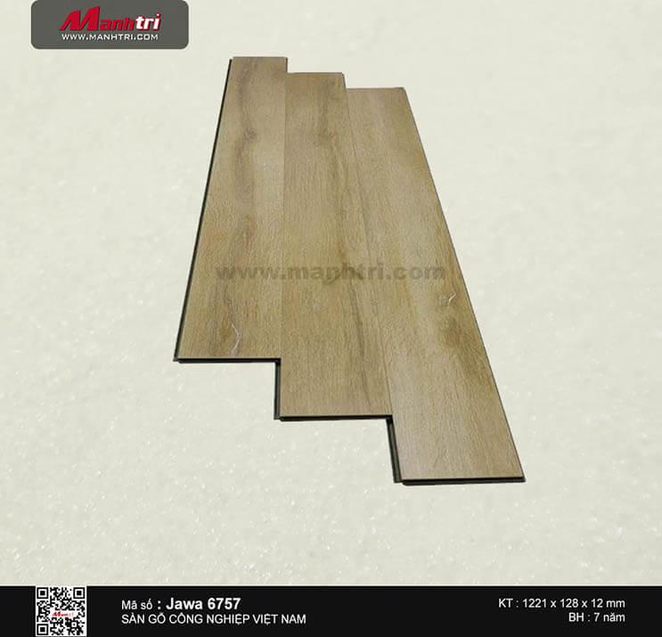 Sàn gỗ công nghiệp Jawa 6757