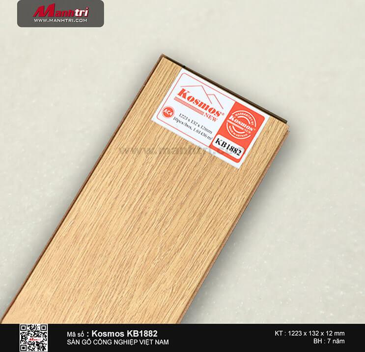 Sàn gỗ công nghiệp Kosmos KB1882