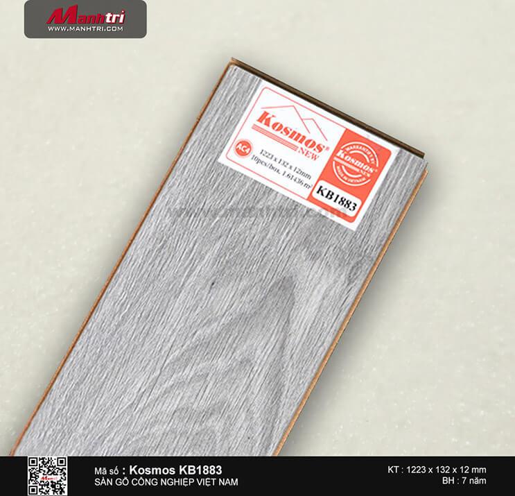 Sàn gỗ công nghiệp Kosmos KB1883