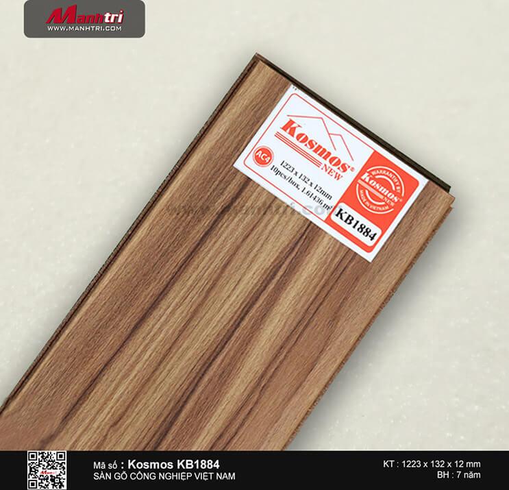 Sàn gỗ công nghiệp Kosmos KB1884