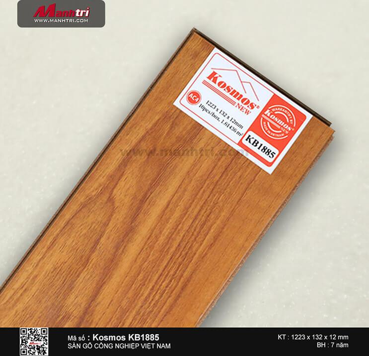 Sàn gỗ công nghiệp Kosmos KB1885