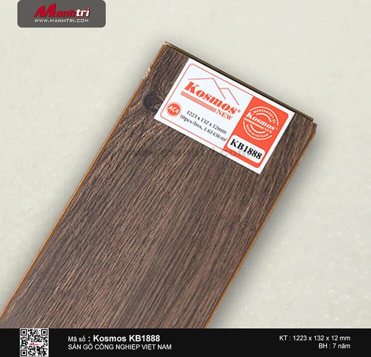 Sàn gỗ công nghiệp Kosmos KB1888
