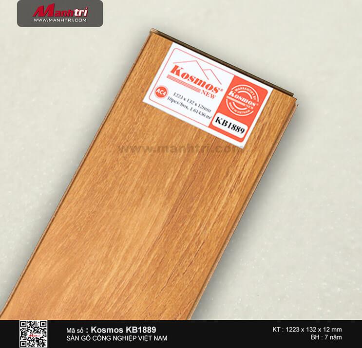 Sàn gỗ công nghiệp Kosmos KB1889