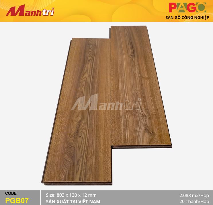 Sàn gỗ Pago PGB07