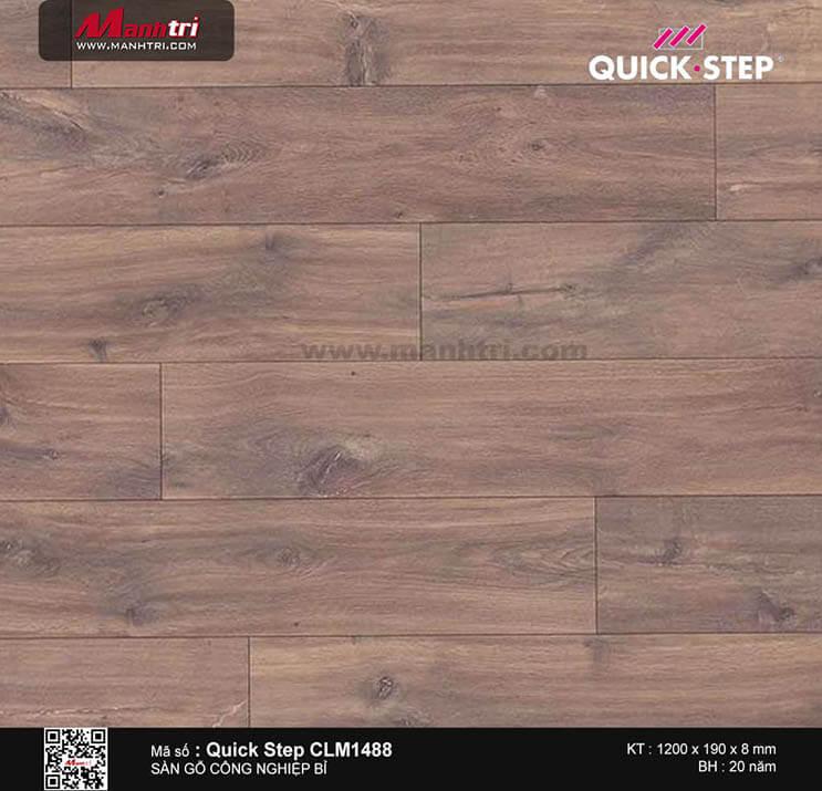 Sàn gỗ công nghiệp Quick Step CLM 1488