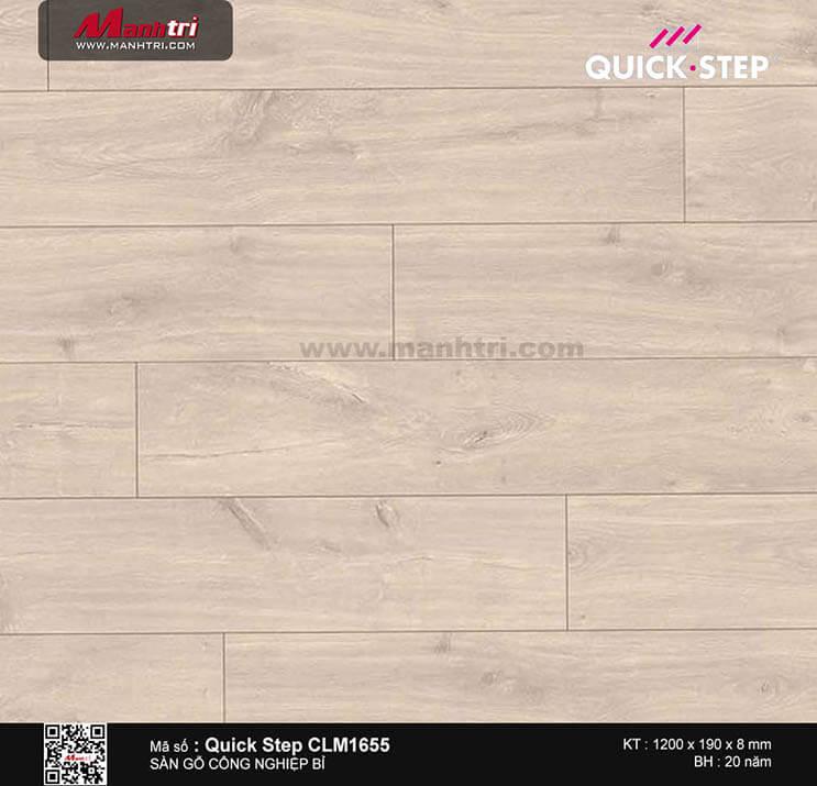 Sàn gỗ công nghiệp Quick Step CLM 1655
