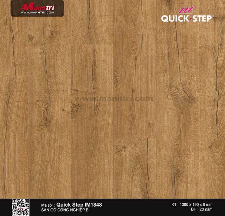 Sàn gỗ công nghiệp Quick Step IM 1848