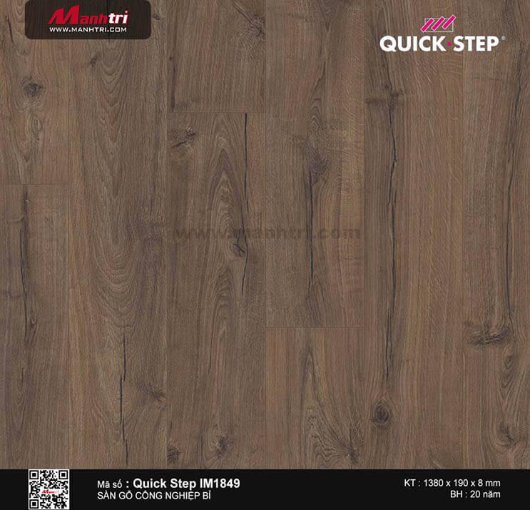 Sàn gỗ công nghiệp Quick Step IM 1849
