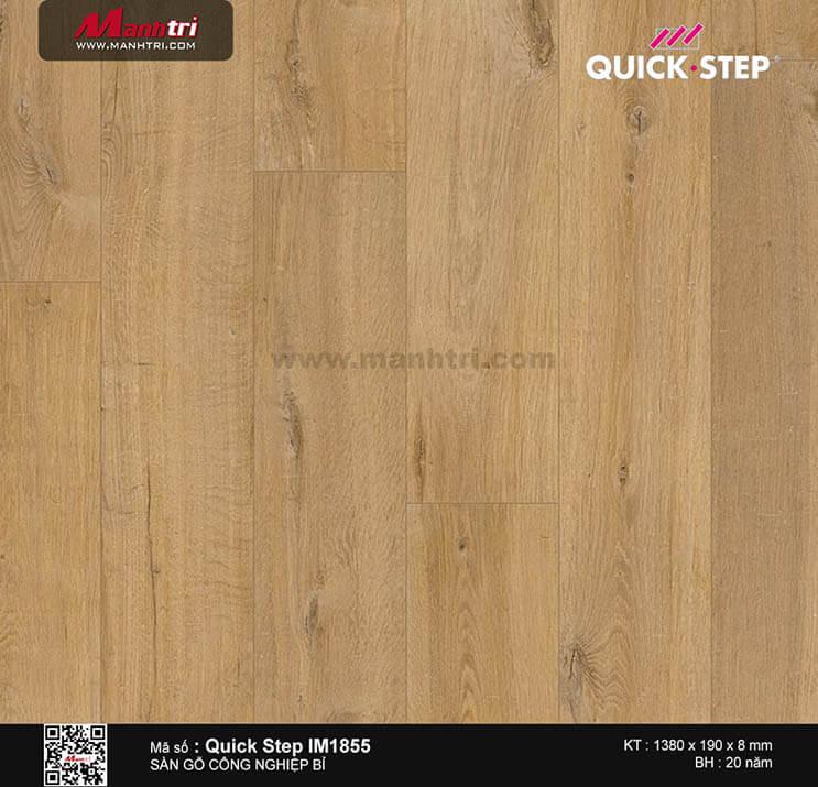 Sàn gỗ công nghiệp Quick Step IM1855