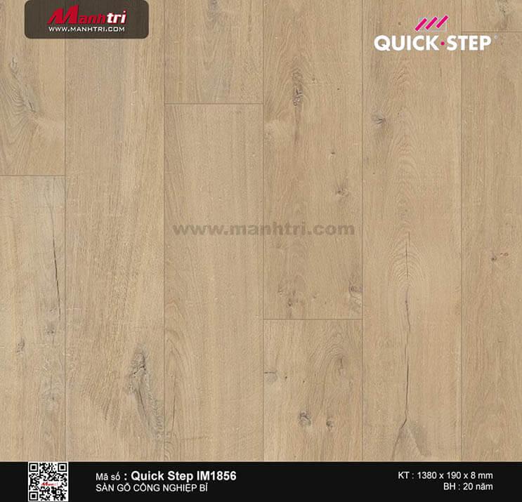 Sàn gỗ công nghiệp Quick Step IM1856