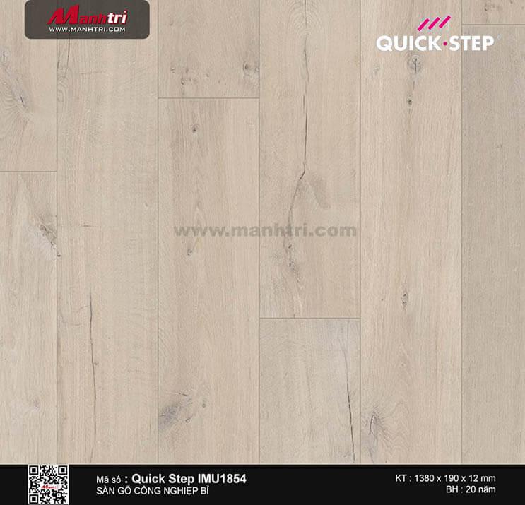 Sàn gỗ công nghiệp Quick Step IMU1854