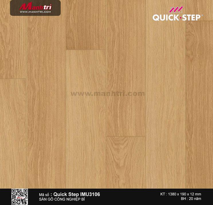 Sàn gỗ công nghiệp Quick Step IMU3106