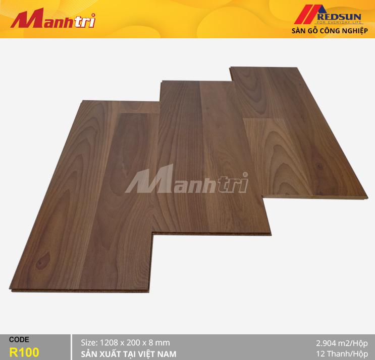 Sàn gỗ Redsun R100
