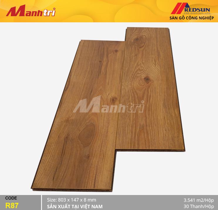 Sàn gỗ Redsun R87