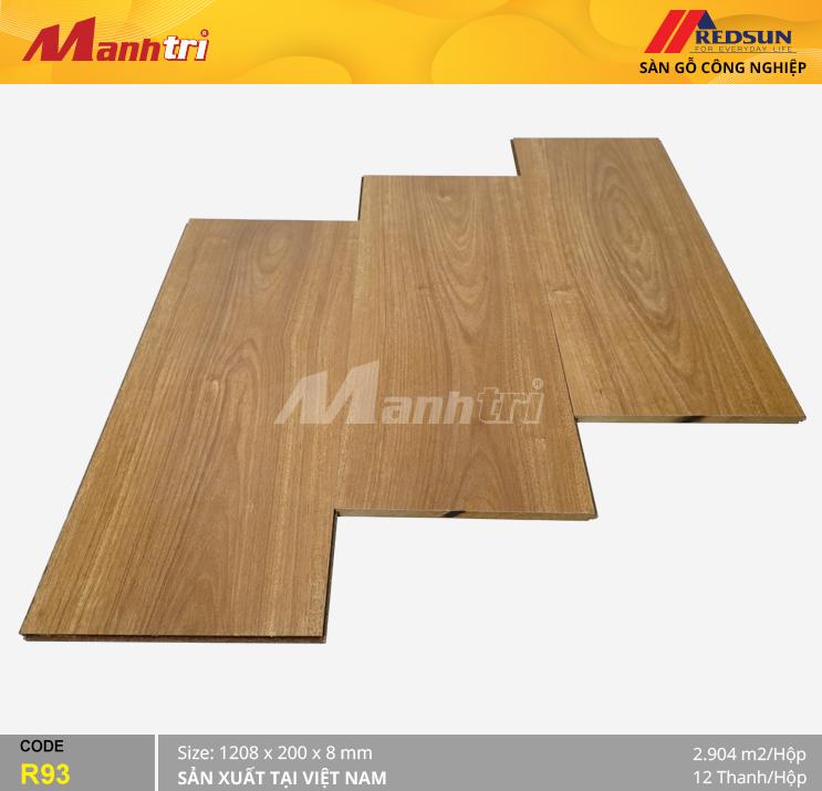 Sàn gỗ Redsun R93