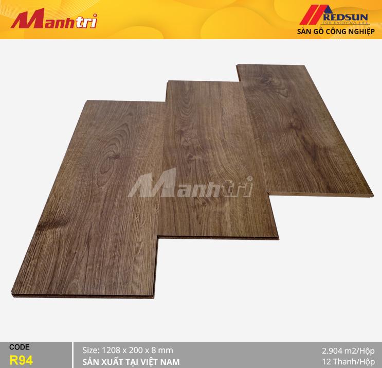 Sàn gỗ Redsun R94