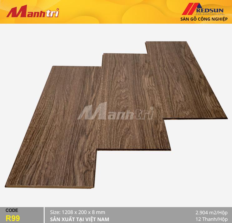 Sàn gỗ Redsun R99