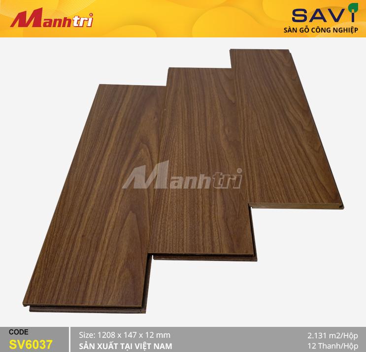 Sàn gỗ Savi SV6037