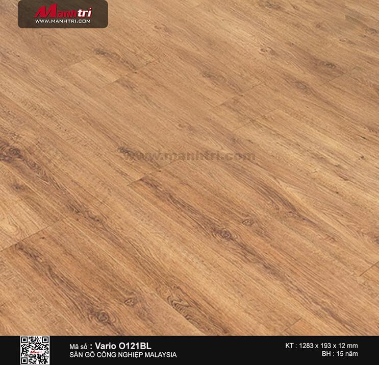 Sàn gỗ công nghiệp Vario O121BL