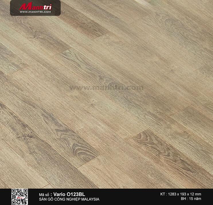 Sàn gỗ công nghiệp Vario O123BL