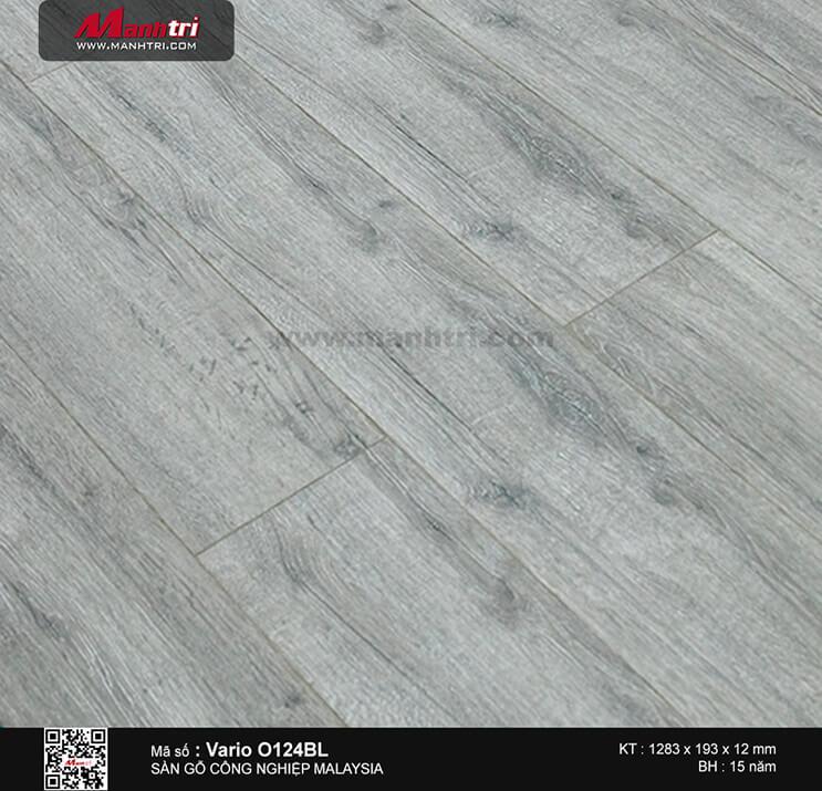 Sàn gỗ công nghiệp Vario O124BL