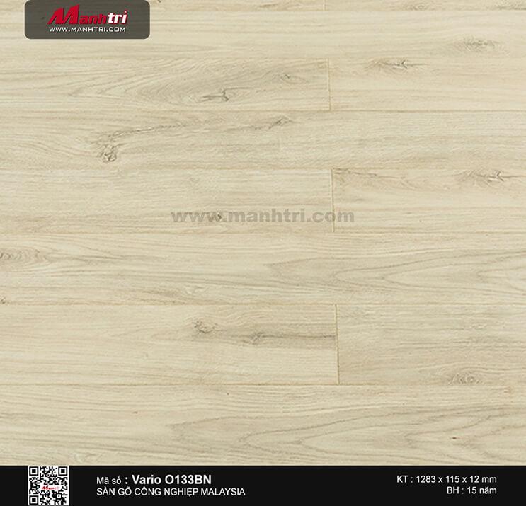 Sàn gỗ công nghiệp Vario O133BN